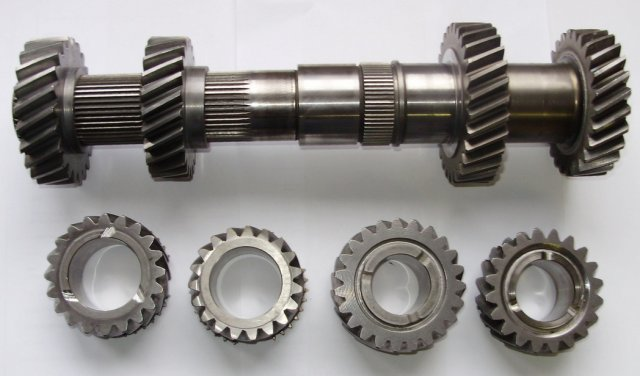 SQS Racing | AUDI 01E synchro gear-kit